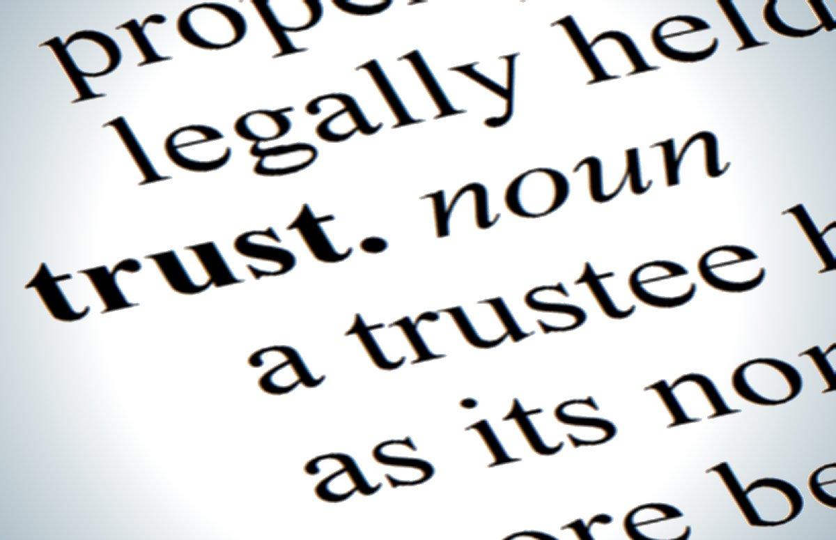 California Trust Laws Regarding Irrevocable Trusts