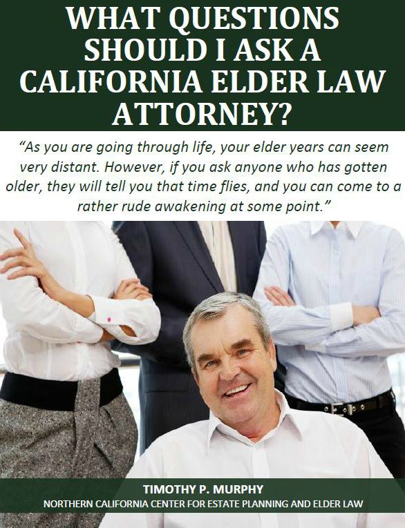 What Questions Should I Ask a California Elder Law Attorney