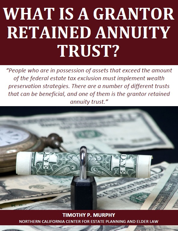 What Is a Grantor Retained Annuity Trust