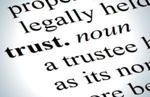 California trust laws